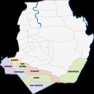Legislative districts of Isabela - 4th District of Isabela