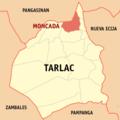 Ph locator tarlac moncada.png