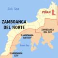 Ph locator zamboanga del norte pinan.png