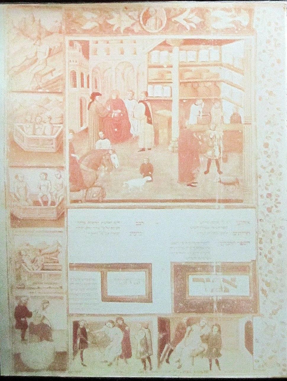Pharmacy, canon of avicenna manuscript