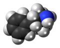 Phentermine molecule spacefill.png