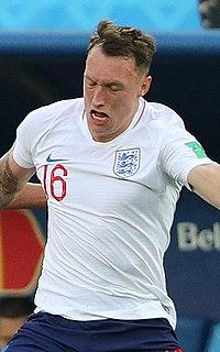Phil Jones (footballer, born 1992) English association football player