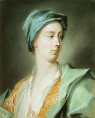 Philip Wharton, 1st Duke of Wharton - The Duke of Wharton, by Rosalba Carriera, 1718-20.
