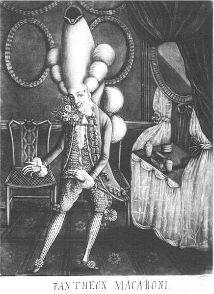 File:Philip Dawe, The Macaroni. A Real Character at the Late Masquerade (1773) - 02.jpg