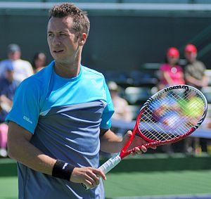 Philipp Kohlschreiber - Kohlschreiber at the 2013 BNP Paribas Open