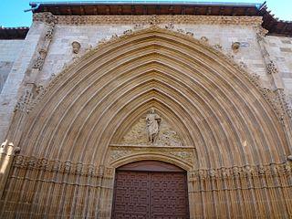 Photography by David Adam Kess, España, Aranda de Duero, Hand Carved Wooden Door, pic bbb7b.jpg