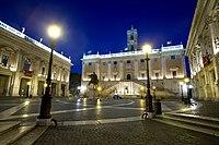 Piazza del Campidoglio, Rome - 2511