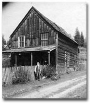 National Register of Historic Places listings in Clearwater County, Idaho