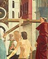 Piero, arezzo, Discovery and Proof of the True Cross 06.jpg