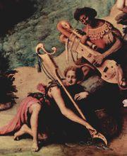 De muziek bij de Grieken [ bewerken ]: https://nl.wikipedia.org/wiki/Muziek_in_de_Oudheid