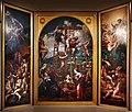 Pieter coecke van aelst, trittico della discesa dalla croce, 1540-45 ca. 02.jpg