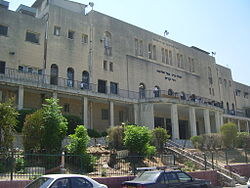 PikiWiki Israel 21316 Ponevezh Yeshiva in Bnei Brak.JPG