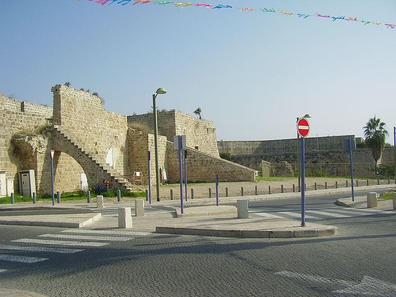 חומת דאהר אל עומר בעכו