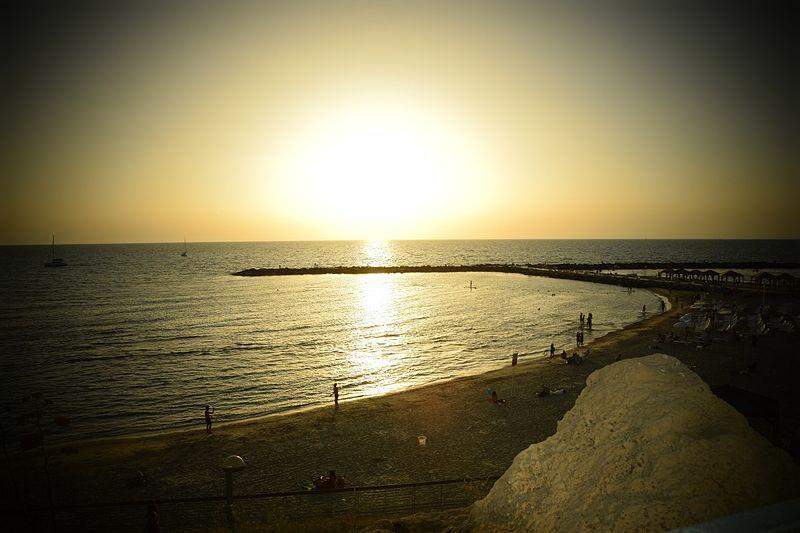 תל אביב, חוף ארלוזורוב