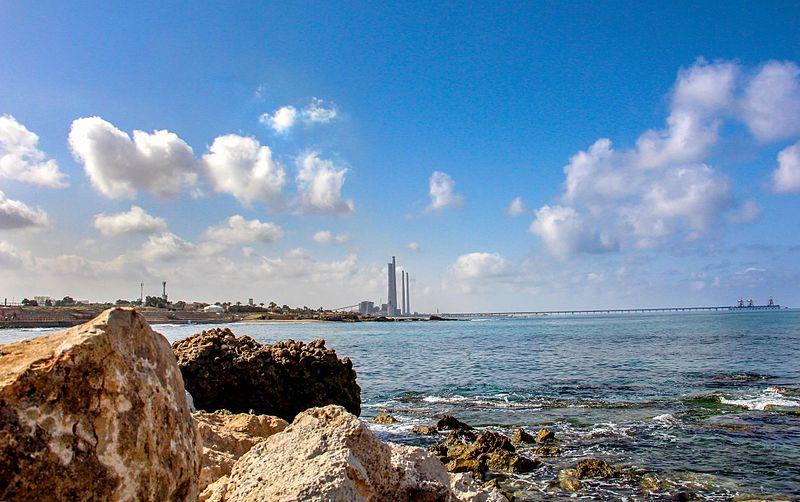 חוף קיסריה