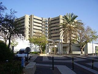 Sackler Faculty of Medicine medical school of Tel Aviv University, located in Tel Aviv, Israel