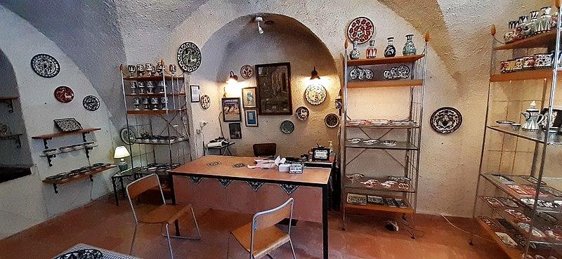סטודיו לקרמיקה מארי בליאן בירושלים