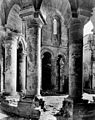 Pillars of the Apse, Abbey of Moveruela, Spain. Wellcome M0017766.jpg