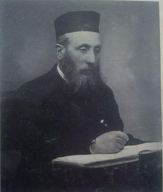 Boyan (Hasidic dynasty) - Pinchas Spector