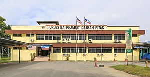 Pitas District - Pitas District office.