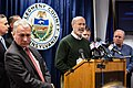 Pittsburgh synagogue shooting Governor Wolf Gives Remarks Regarding Pittsburgh Shooting and Participates in Vigil (30650979417).jpg