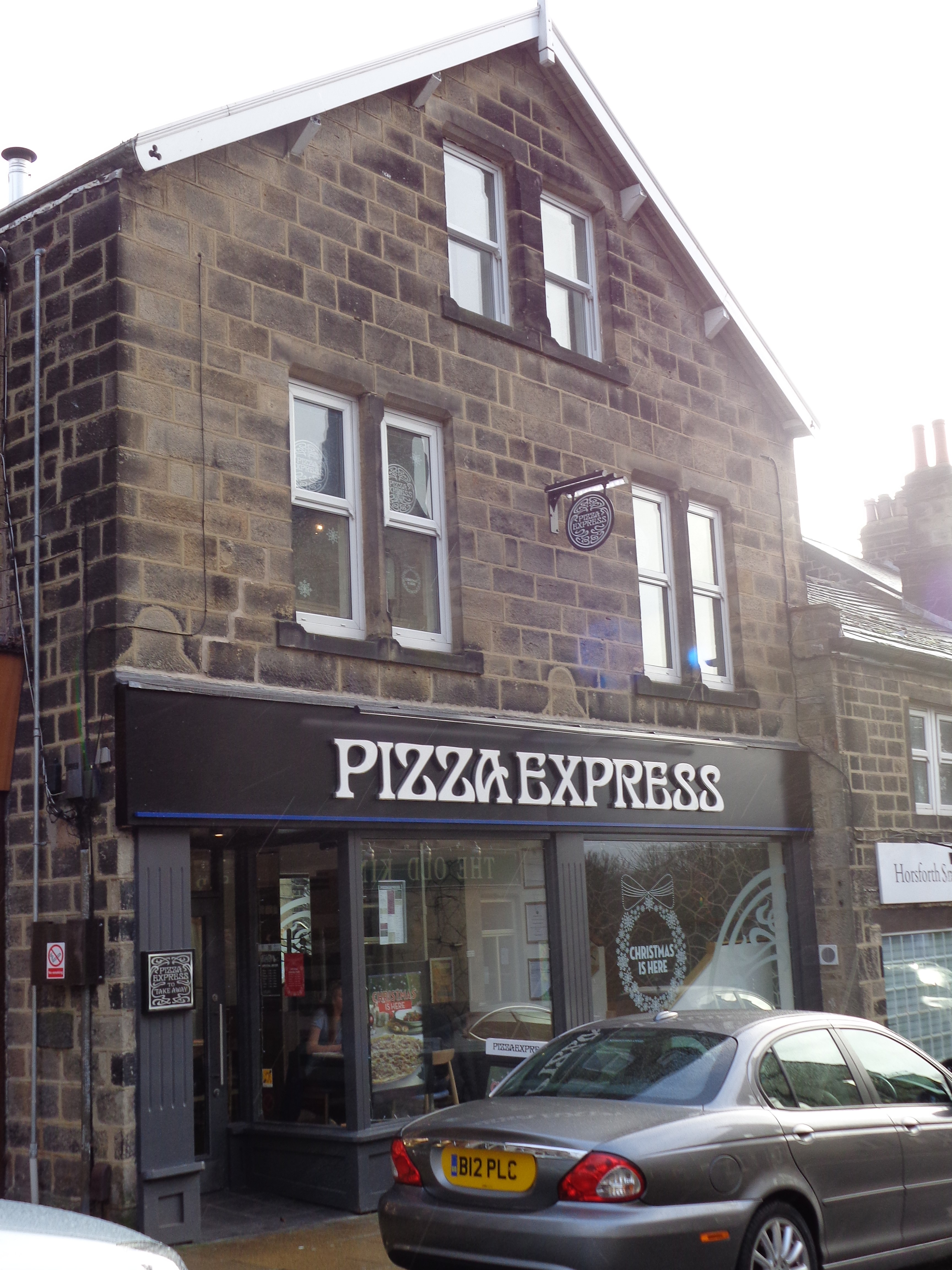 Filepizza Express Town Street Horsforth 30th December