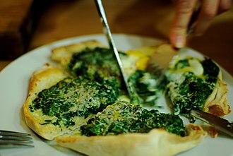 Pizzetta - Image: Pizzetta