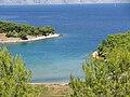 Plaža Grebišće sa ceste.jpg