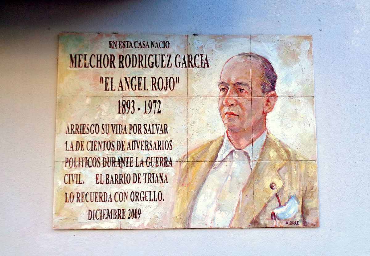 Placa a Melchor Rodríguez García.JPG