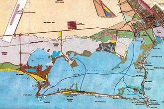Agustín Landa Verdugo - Master Plan of the city of Cancun