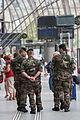 Plan Vigipirate en gare de Strasbourg 19 août 2013 04.jpg