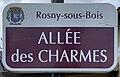 Plaque Allée Charmes - Rosny-sous-Bois (FR93) - 2021-04-15 - 1.jpg