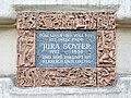 Plaque Jura Soyfer Heinestraße 4 DSC 0294w.jpg