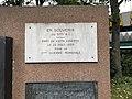 Plaque en hommage aux régiments d'infanterie de Courbevoie (Hauts-de-Seine, France) - 2.JPG