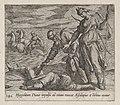 Plate 146- Hippolytus Saved from Death (Hippolitum Dianae impulsu ad vitam revocat AEsculapius et Virbius vocatur), from Ovid's 'Metamorphoses' MET DP864237.jpg