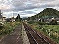 Platform of Tamae Station 3.jpg