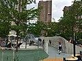 Playground in Nelson A. Rockefeller Park.JPG