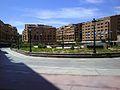 Plaza de La Mancha de Albacete (Barrio de Villacerrada).JPG