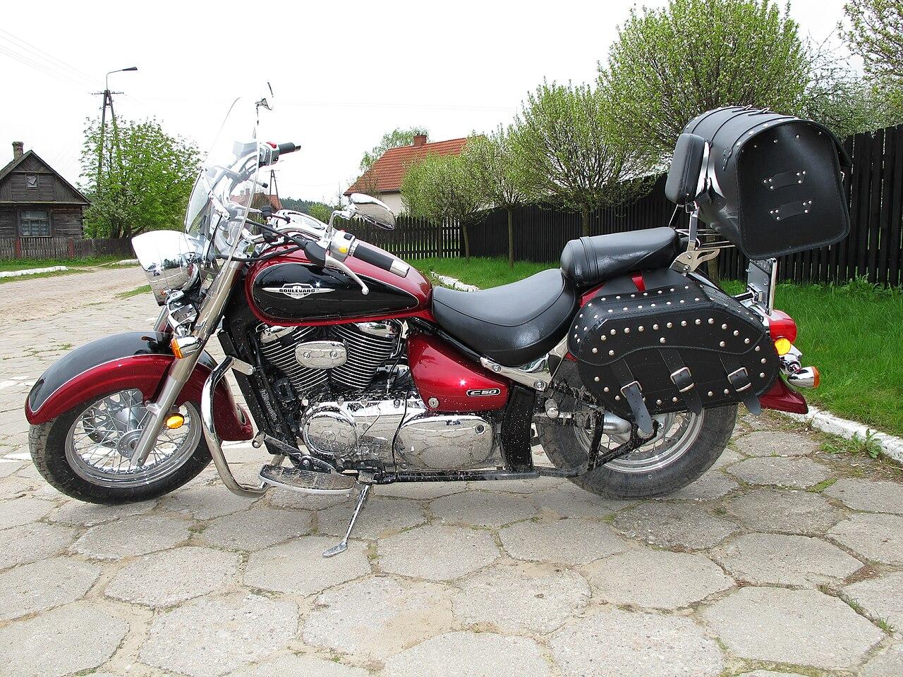 Suzuki Cboulevard Motorcycle Speedometer Visors