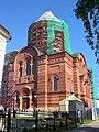 Pokrovski monastir Nikolsky sobor restoration.jpg