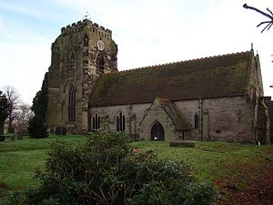 Polesworth - Image: Polesworth Abbey 2
