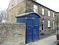 Police telephone box, Northgate, Almondbury - geograph.org.uk - 731533.jpg