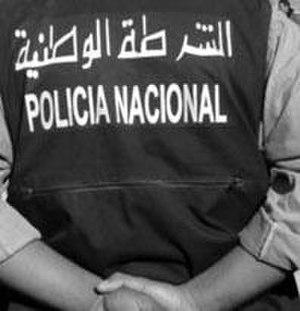 Policia Nacional Saharaui