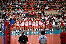 Volleyball Polen