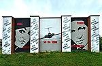 Pomnik ofiar lotu PLL LOT 007 Mikołaj Kopernik Fort Okęcie 03.jpg