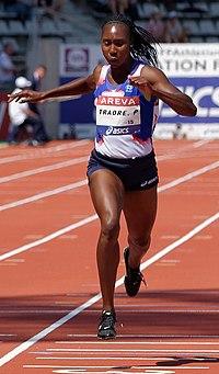 Pon-Karidjatou Traoré Women 200 m French Athletics Championships 2013 t153456 (cropped).jpg