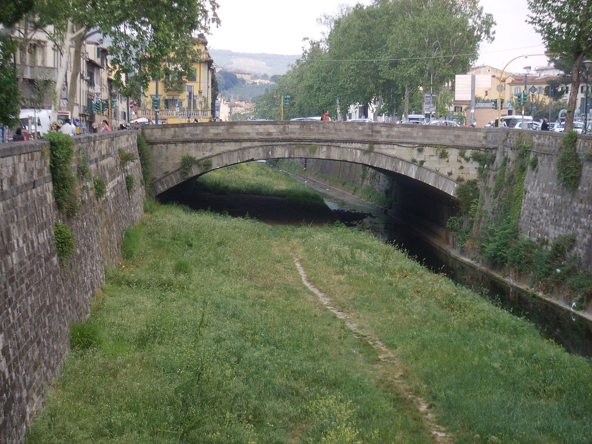 Ponte Rosso (Firenze) - Wikipedia