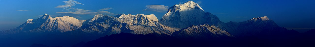 Image result for Annapurna panorama