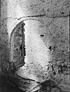 poortje in wand tussen trouwzaal en bodenkamer - arnhem - 20024421 - rce