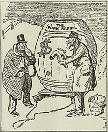 Pork barrel - Wikipedia